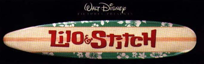 """the walt disney feature animation fansite: disney's """"lilo and"""